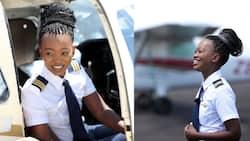 Huyu hapa mwanamke mweusi wa kwanza rubani kupaisha helikopta Afrika Kusini anayewafunza wengine