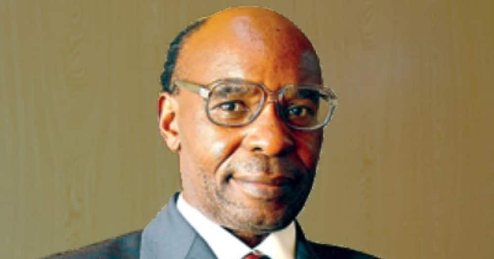 SK Macharia (pictured) is fighting for control of a KSh 1.2 billion estate with his grandson.