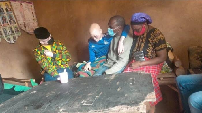 Taita Taveta: Man Living with Albinism Who Appealed for Help Succumbs to Skin Cancer