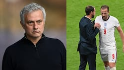 Jose Mourinho States Who Is to Blame for Kane's Poor Form at The Euros
