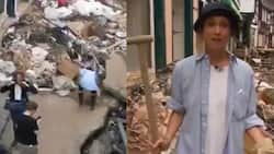 TV Reporter Sent Home for Muddying Herself, Lying She Helped Clean up Flood-Ravaged Town