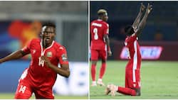Olunga Lists 2 Things Harambee Stars Must Have to Silence Egypt ahead of Crucial Afcon Clash