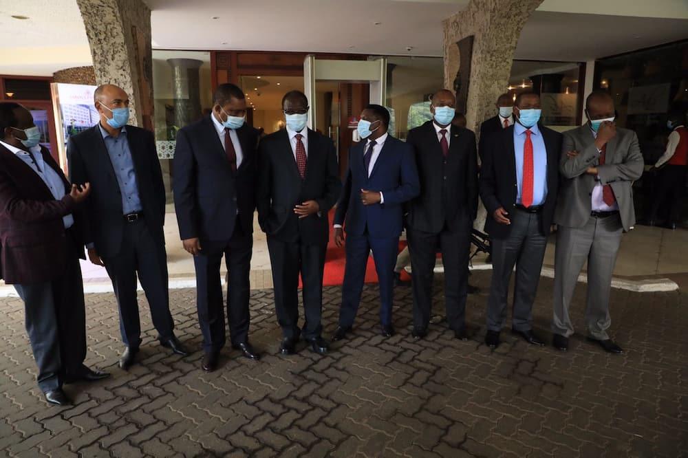 Kuna njama inayoendelea kumtafuta mrithi wa Mt Kenya, Kang'ata asema