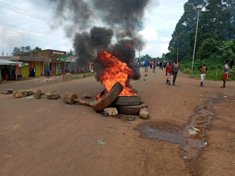 Polisia aliyehusika katik mauaji ya mshonaji wa viatu Lessos ashtakiwa