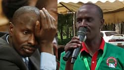 """Wilson Sossion Explains His Crying During Resignation Address: """"They Were Tears of Joy for Bomet Teachers"""""""