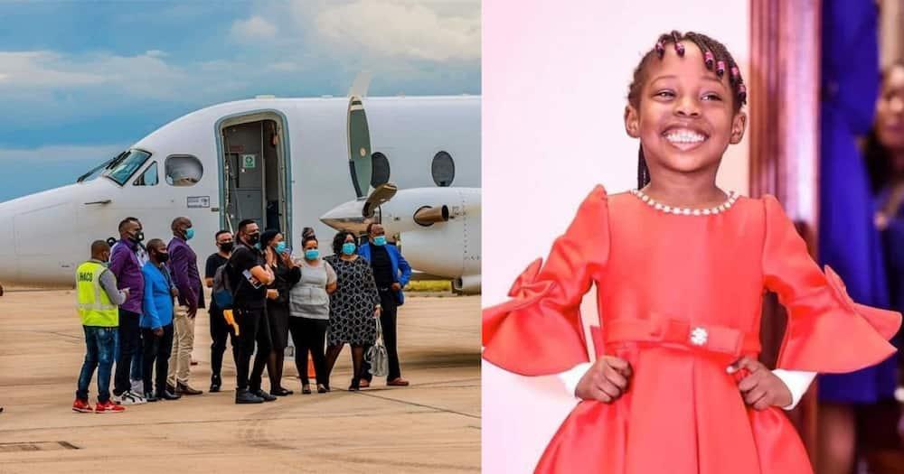 Body of Prophet Shepherd Bushiri's Daughter, Israella, Arrives in Malawi