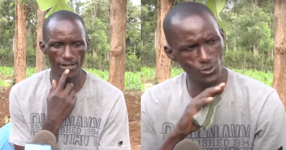 Kirinyaga: Man who spent 23 years in jail for robbery painfully vows he's innocent