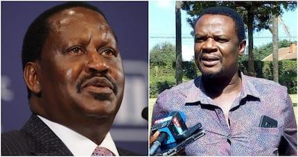Sirisia MP John Waluke says Raila traded NASA supporters to get AU job