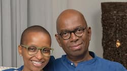 """Bob Collymore's wife says her private life is off-limits: """"I'm not newsworthy"""""""