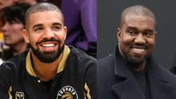 Drake Hysterically Reacts after Kanye West Shared His Toronto Home Address Online as Feud Intensifies