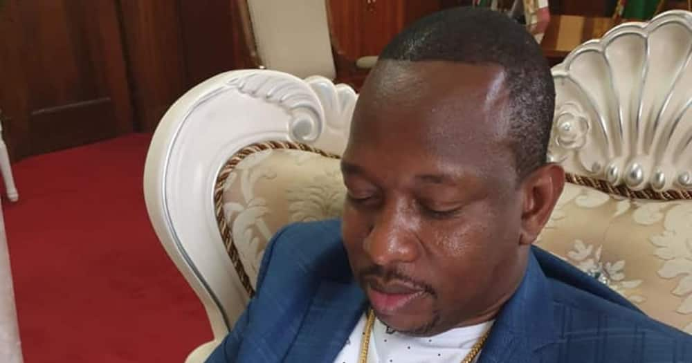 Ex-Nairobi County Governor Mike Sonko discharged from city hospital