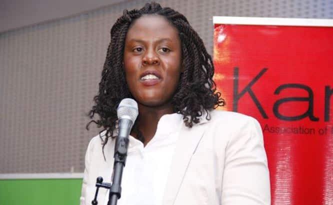 ODM leader Raila Odinga's daughter Winnie Odinga. Photo: Winnie Odinga.