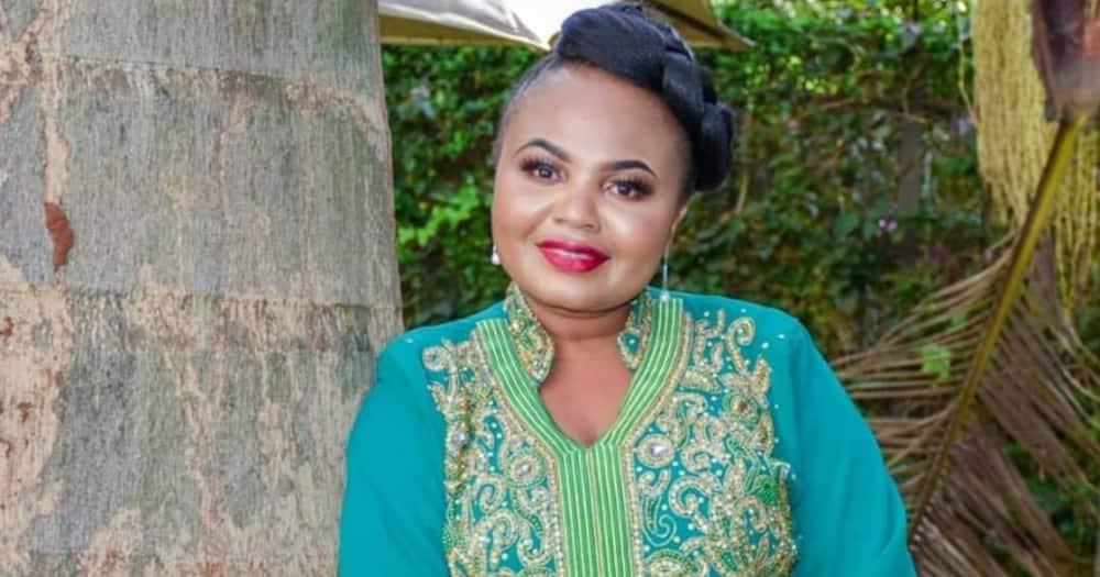 Mwanaisha Chidzuga celebrated her late mother online. Photo: @mwanaisha_chidzuga.