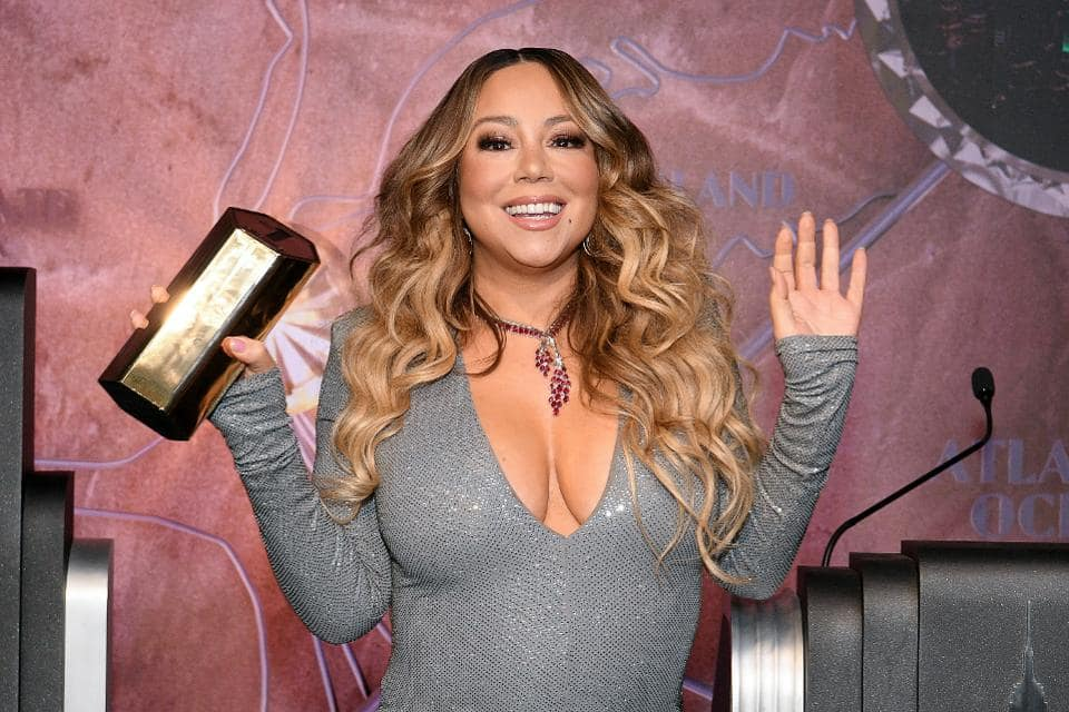 Mariah Carey uses voice to help her daughter out in TikTok challenge