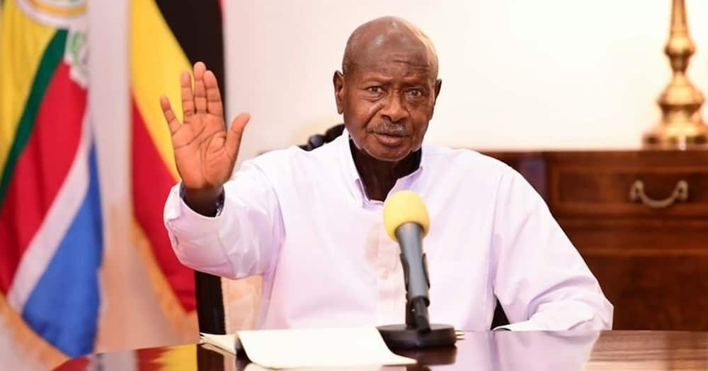 President Yoweri Museveni. Photo: Yoweri Museveni.