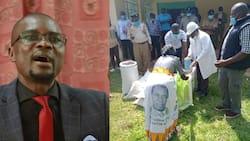 Didmus Barasa accuses CS Wamalwa of hiring helicopter to distribute 10 bags of rice
