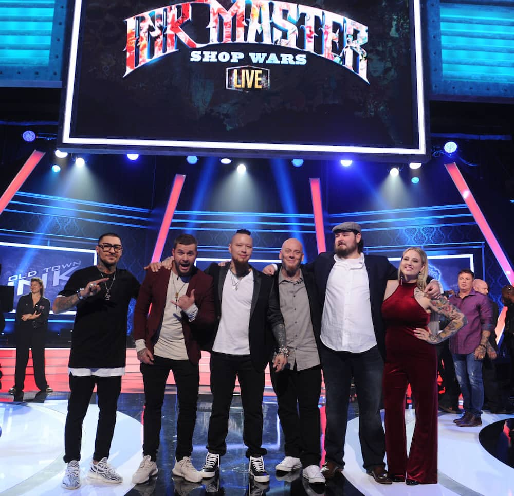 How much money do Ink Master contestants get paid?