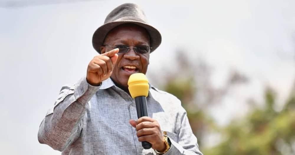 "Video of Magufuli Saying Tanzanians Should Remember Him for Good Deeds Reemerges: ""Siku Moja Mtanikumbuka"""