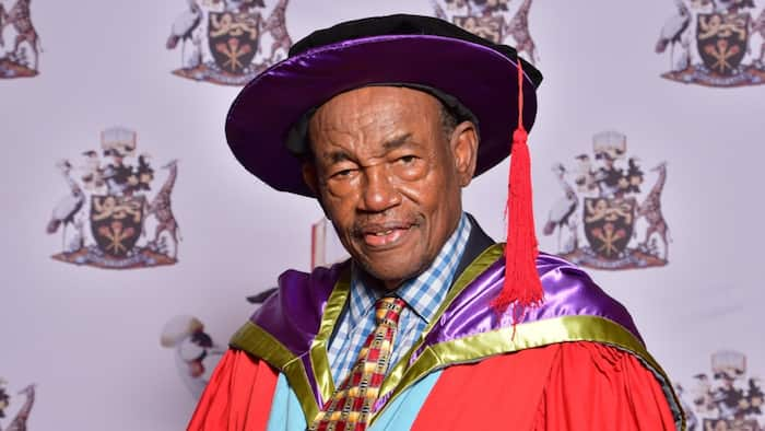 76-Year-Old Former Samburu West MP Simon Lesirma Graduates with PhD from UoN