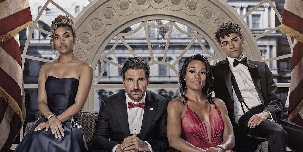 Tyler Perry's The Oval cast and character