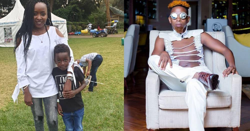 Jacque Maribe Sends Son Heartfelt Birthday Message, Netizens Say He Resembles Dad Eric Omondi