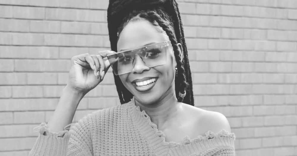 Musician accused of killing KDF husband back on social media month after her arrest