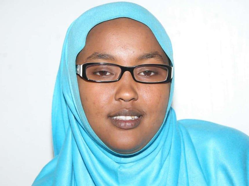 Socialite Huddah Monroe fiercely defends embattled MP Fatuma Gedi over viral bedroom video
