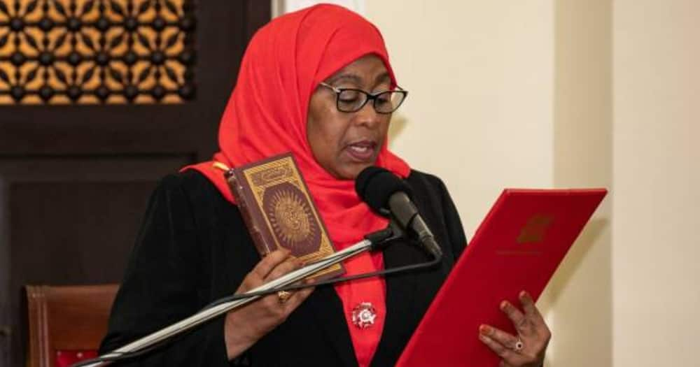 Tanzanian President Samia Suluhu Reshuffles Cabinet Days after Being Sworn in