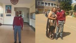 Furaha ya Baba Mlezi: Mike Sonko Afurahia Gift Osinya Kufaulu katika Mtihani wa KCSE