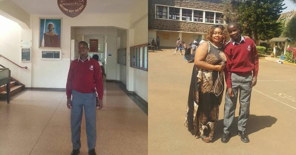 KCSE: Mike Sonko Overjoyed as Adopted Son Gift Osinya Scores B Minus