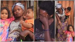 My 2 White Ex-Lovers Abandoned Me with Kids, Single Mum Cries Out