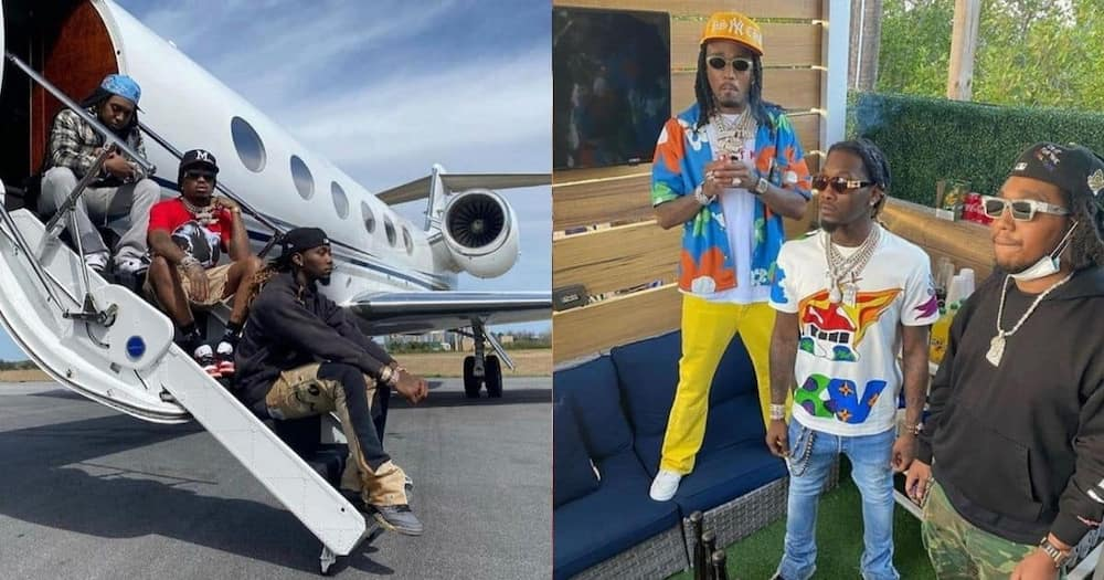 Migos, drops Culture 3, featuring Drake and Cardi B.