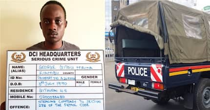 Second suspect in case where 3 Kenyan security guards stole KSh 140 million in Dubai arrested