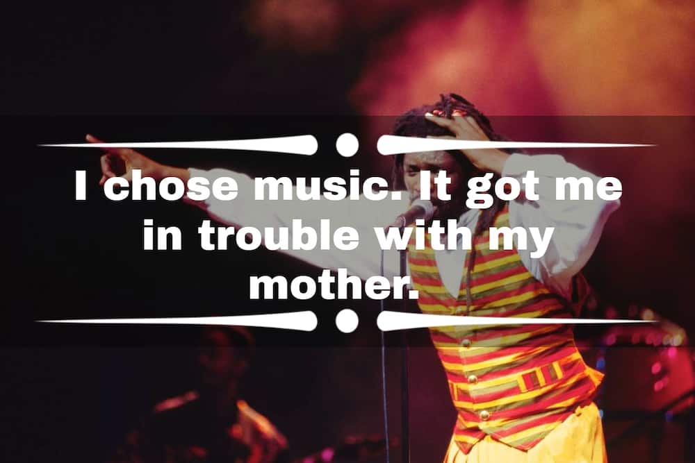 Lucky Dube quotes