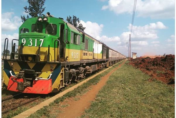 Nairobi commuter train schedule, costs, and stations