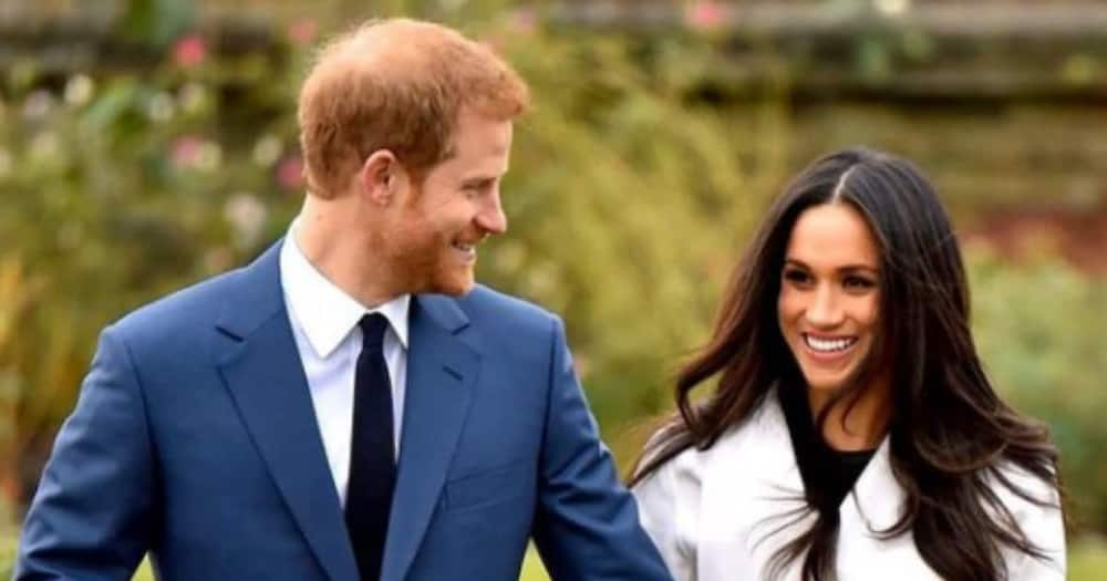 The Duke and Duchess of Sussex Prince Harry and Meghan Markle. Image: @sussexroya/ Instagram.
