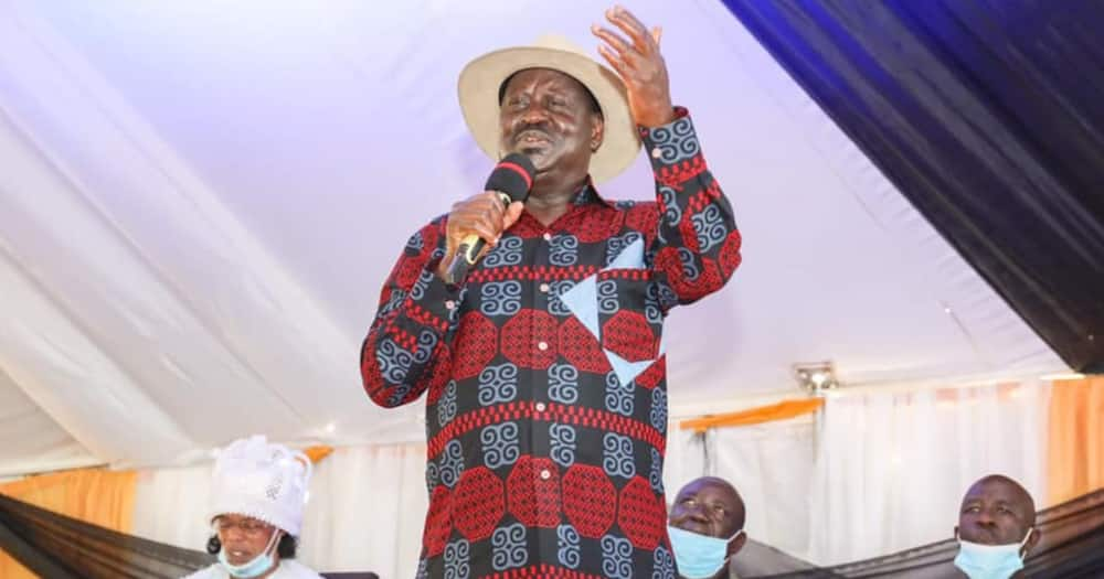 Raila Odinga says he will only talk about 2022 after success of BBI referendum
