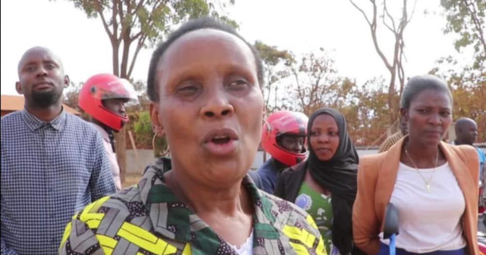 Fatna Lay is the administrator of the Kigoma region in Tanzania.