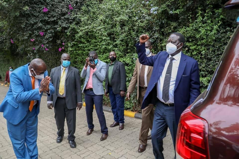 Raila Odinga arejea kwenye siasa na ujumbe mzito wa BBI