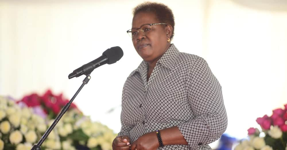 Alice Wahome is the Kandara MP.
