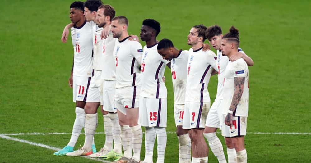 Italia Yaiosha England Fainali ya Euro 2020 Huku Rashford, Saka na Sancho Wakimwaga Nje Penalti