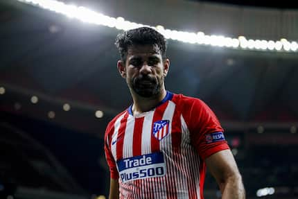 Diego Simeone insists Atletico Madrid will not sell Diego Costa in January