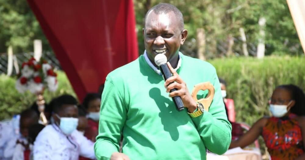 Kenyans Roast Oscar Sudi for Saying Kenya Needs to Donate Uhuru, Have Samia Suluhu as President