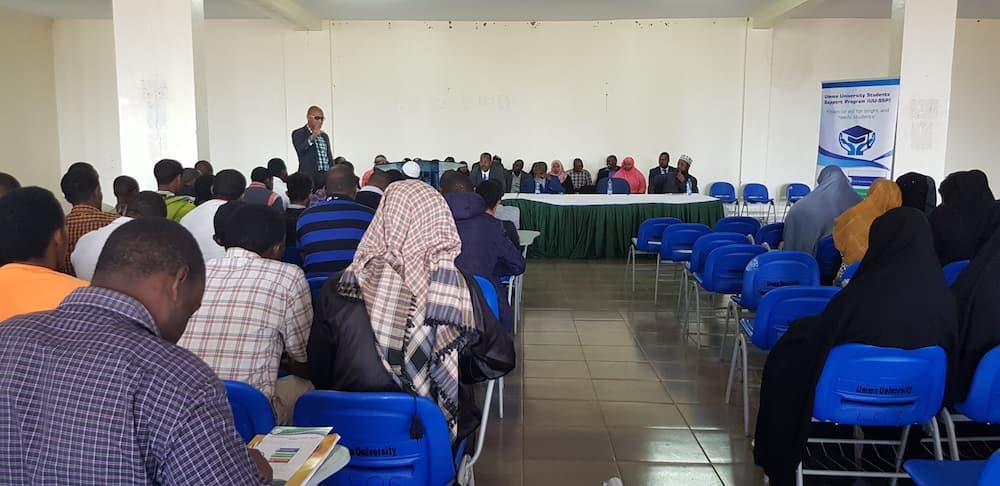 Umma University courses