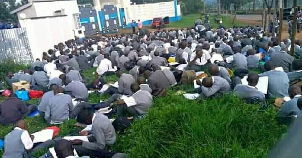 Kenyans Narrate Silly Accusations from Teachers that Got Them Suspended in Highschool