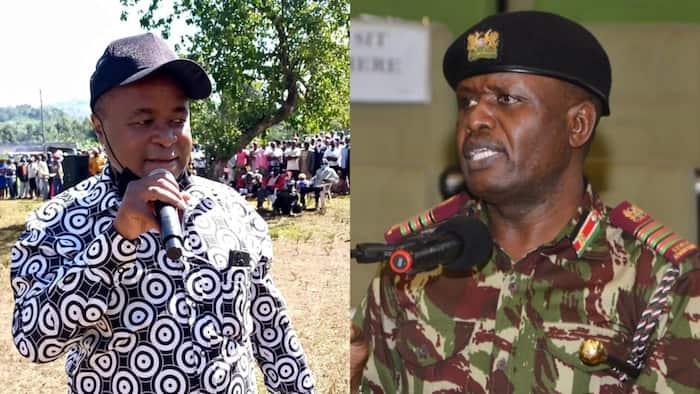 "George Natembeya Sizes Kiminini MP Chris Wamalwa in Battle for Trans Nzoia Governorship: ""Resign Tukutane"""