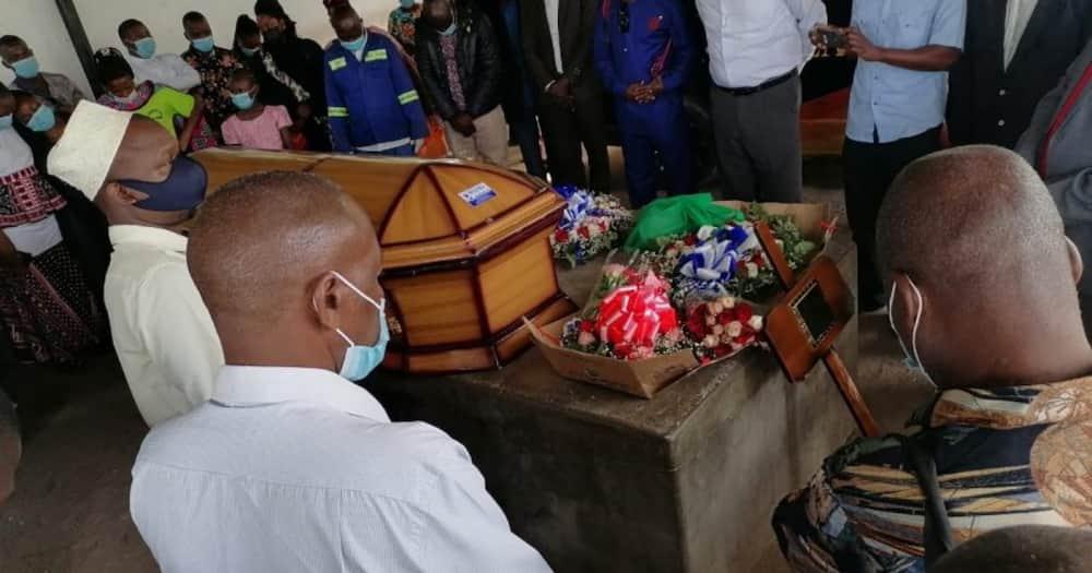 Nyawa Murinzi succumbed to COVID-19.