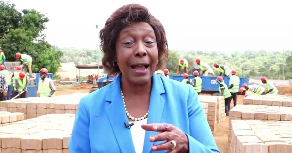 DP Ruto hamjafaa kwa lolote Uhuru tangu 2013, Charity Ngilu asema