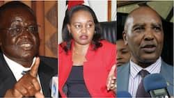 Waiguru, Kimemia, Kiraitu call for referendum, root for inclusive government