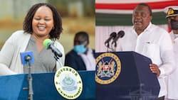 """""""Uhuru Pia Anajua Ground Imeenda UDA"""": Waiguru Asema Rais Anaelewa Kwa Nini Ameingia UDA"""
